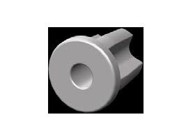 Заглушка для трубы Zet (цвет)
