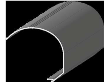 Короб LUX 38